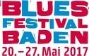 Bluesfestival Baden: 20.-27. Mai 2017