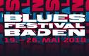 Bluesfestival Baden 2018